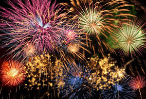 Arsenic in Fireworks