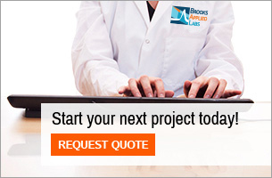 Request a Quote from Brooks Applied Labs