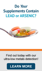 Do Your Supplements Contain Lead or Arsenic