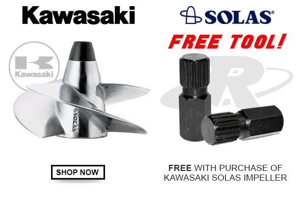 Solas Impellers deliver acceleration and speed! – IJSBA