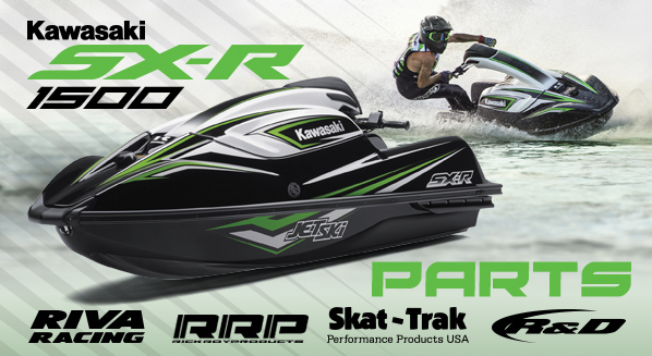 RIVA RACING ANNOUNCES NEW PARTSFOR KAWASAKI SX-R 1500 – IJSBA
