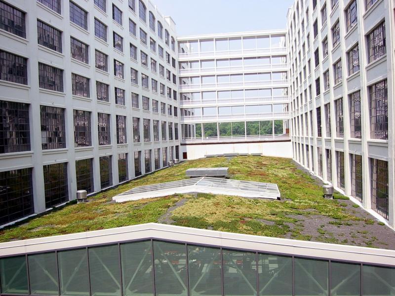 green roof NREL