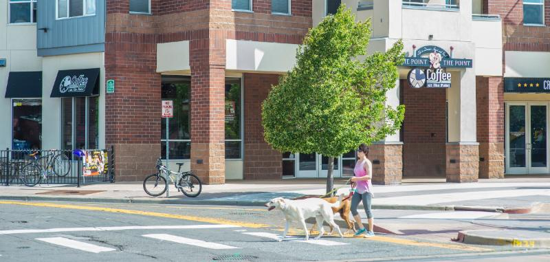 How should denver prioritize pedestrian and trail networks malvernweather Choice Image