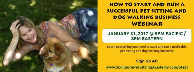 How to Start and Run a Successful Pet Sitting Business