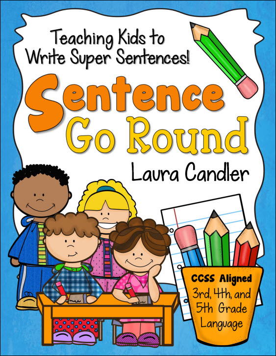 Sentence Go Round