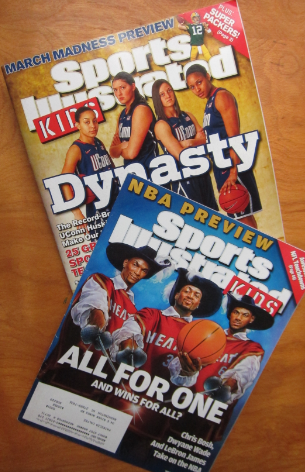 Sports Illustrated Kids giveaway
