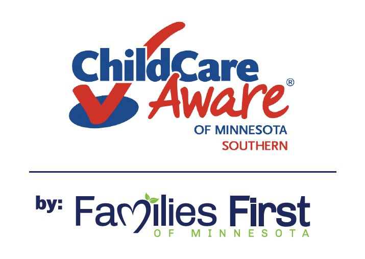 Child Care Aware by Families First logo