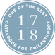Catalogue for Philanthropy's one of the best small charities' logo