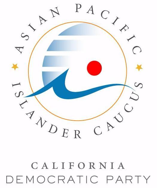 API caucus logo