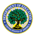 US Department of Education logo
