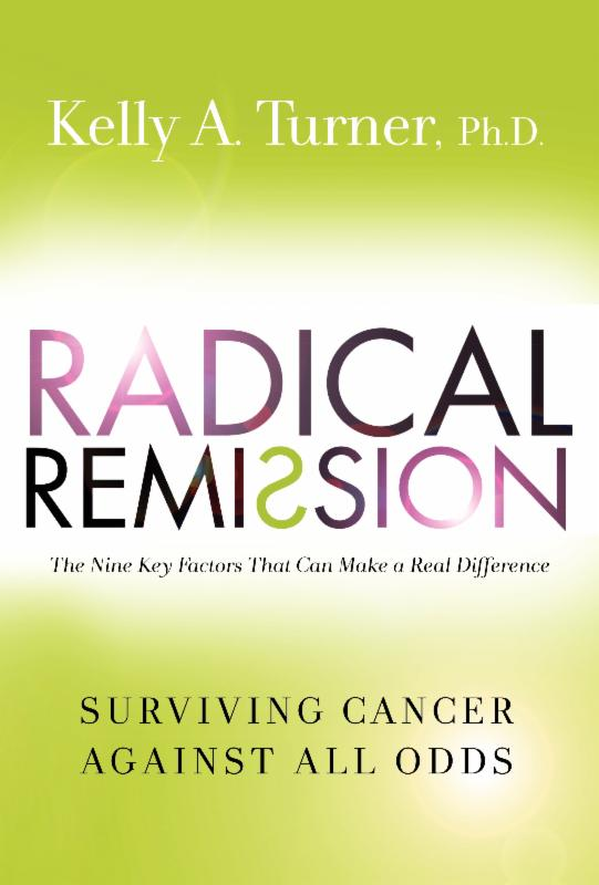 Radical Remission book cover