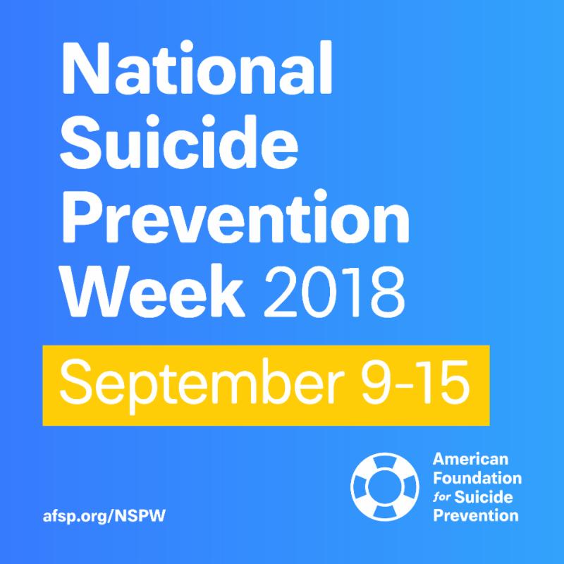 National Suicide Prevention meme