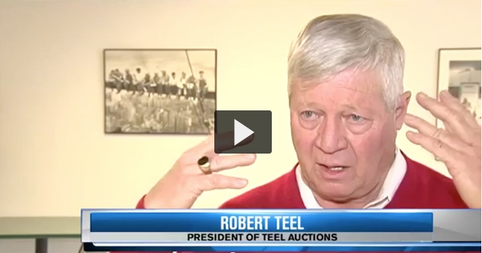Robert Teel interviewed on WFMZ