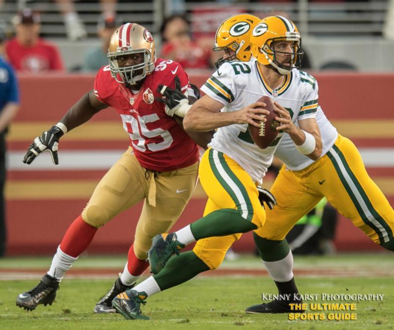 49ers - 8-29-16 - Kenny Karst