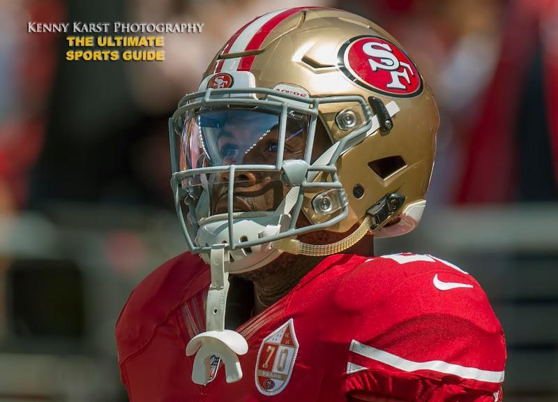 49ers - 8-22-16 - Kenny Karst
