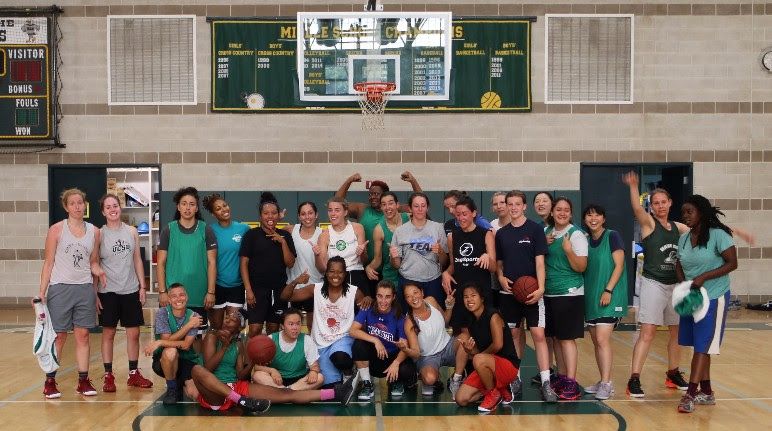 7-13-17 - Women's B-Ball