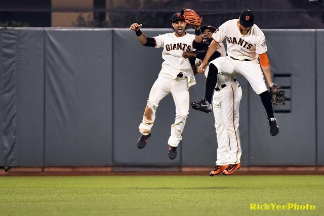 8-22-16 - San Francisco Giants - Rich Yee