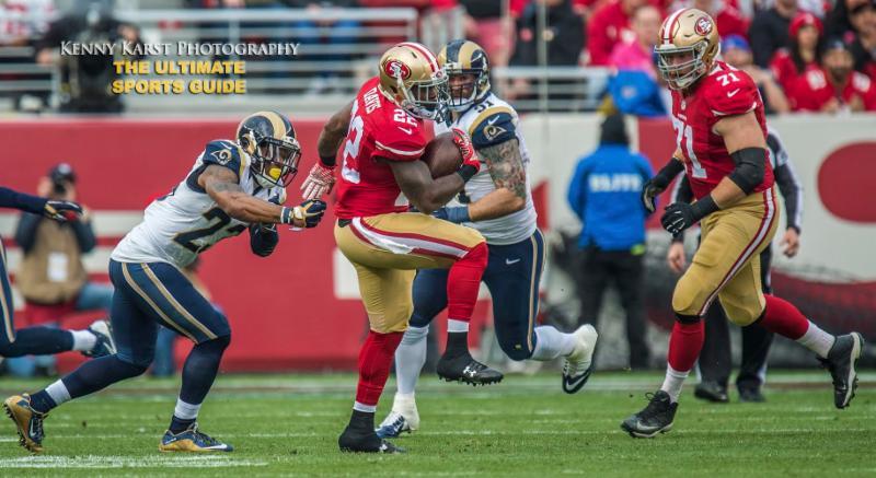 49ers - 9-12-16 - Kenny Karst