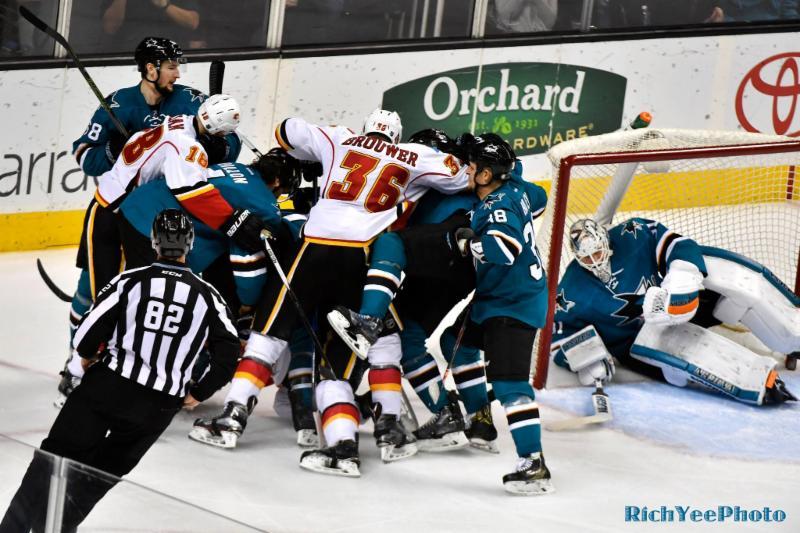 12-26-16 - San Jose Sharks - Rich Yee