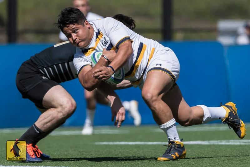 3-12-18 - Cal - Alex Ho