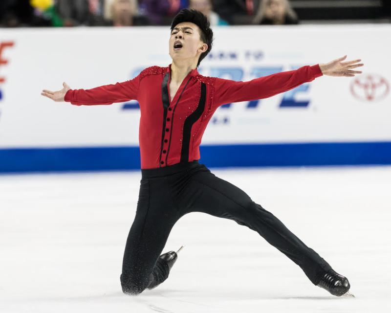 1-8-18 - Skating - Alex Ho