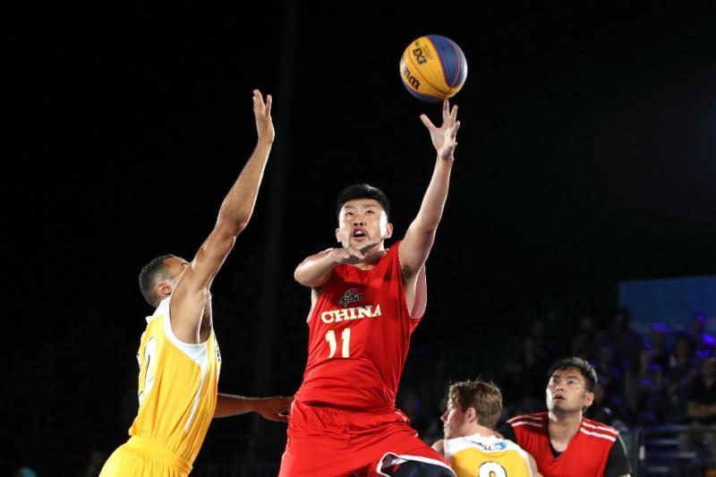 12-10-18 - 3BALL - Darren Yamashita