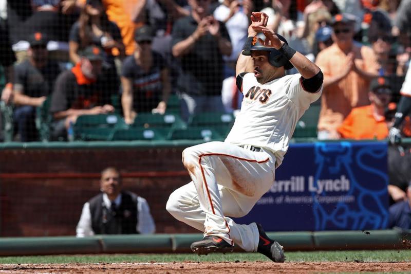 SF Giants - 8-15-16 - Darren Yamashita