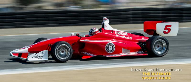 Mazda Raceway - 9-12-16 - Kenny Karst