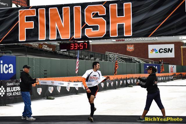 Giant Race - 9-10-16 - Rich Yee