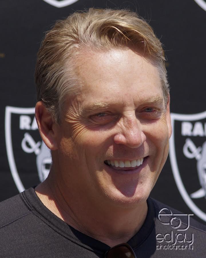 Raiders - 9-12-16 - Ed Jay