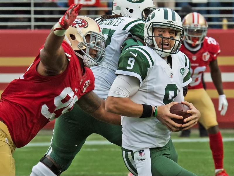 12-12-16 - 49ers - Kenny Karst