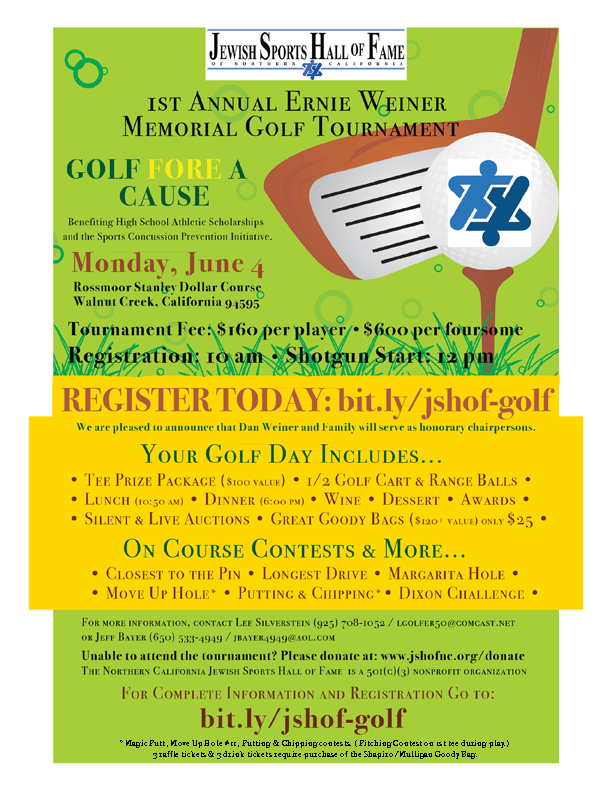Jewish Golf Tournament