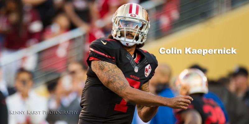 49ers - 10-10-16 - Kenny Karst