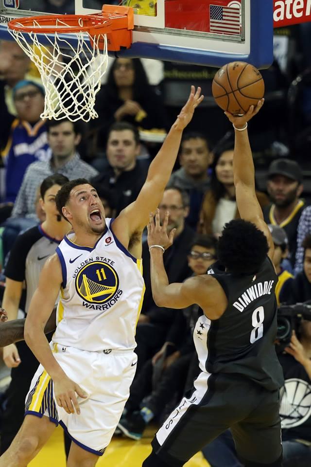 5-28-18 - Warriors - Darren Yamashita