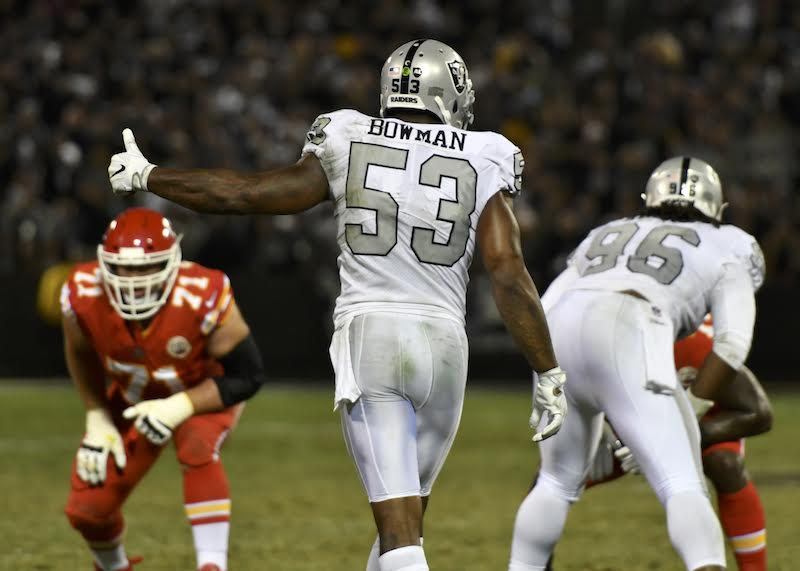 b54510a3a00 Just a few days after being released by the San Francisco 49ers and signing  with the Oakland Raiders