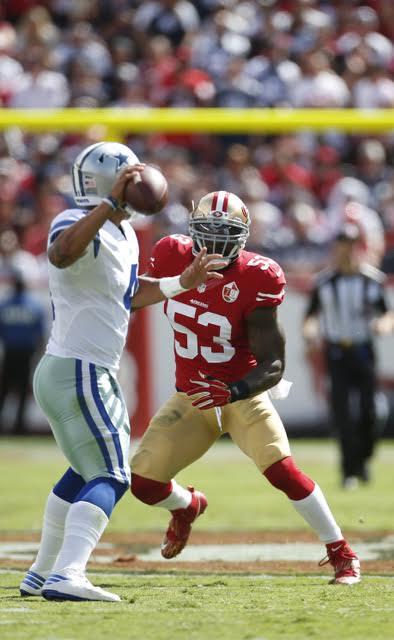 49ers - 10-3-16 - Michael Zagaris