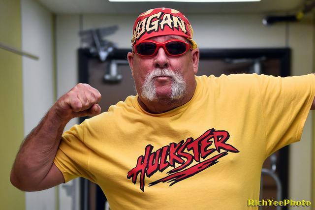 Hulk Hogan - 8-8-16 - Rich Yee