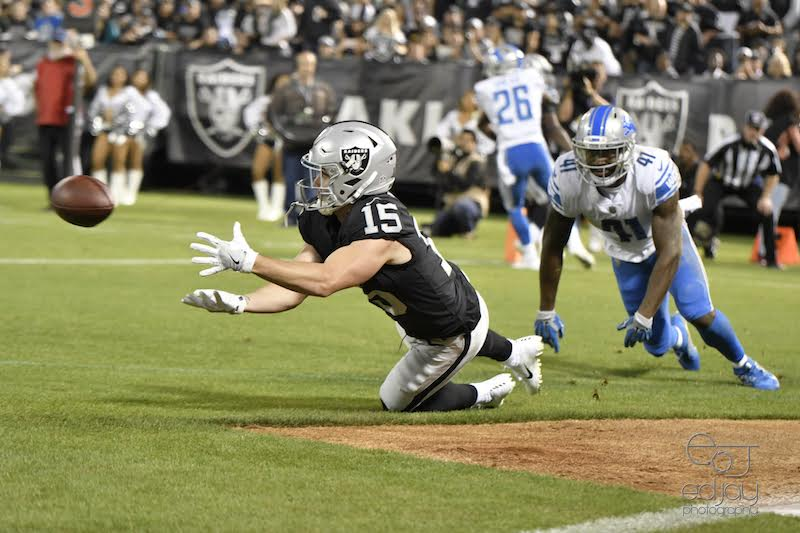 8-13-18 - Raiders - Ed Jay