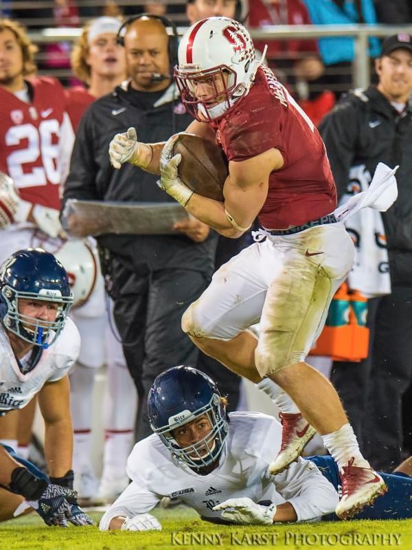11-28-16 - Stanford - Kenny Karst