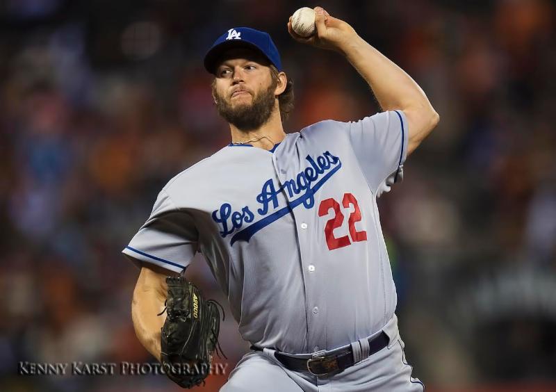 LA Dodgers - 10-17-16 - Kenny Karst