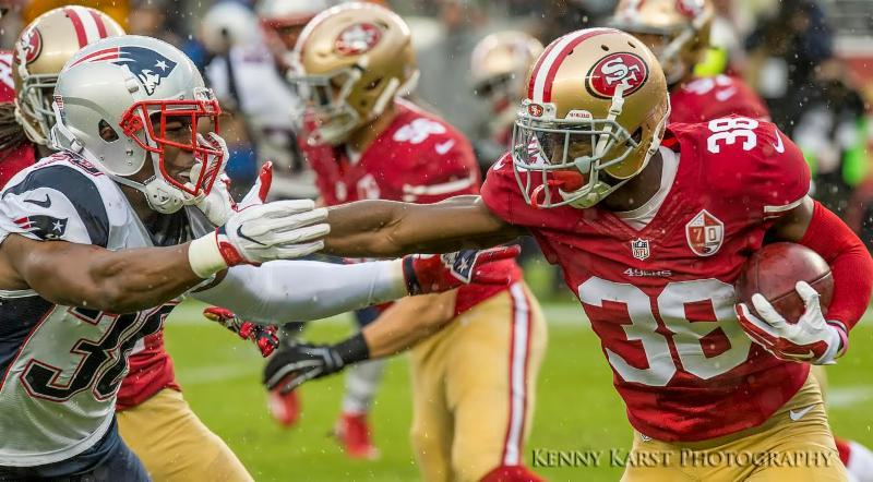 11-21-16 - 49ers - Kenny Karst