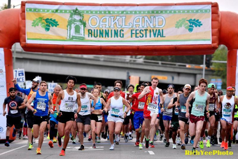 4-10-17 - Oakland Marathon - Rich Yee