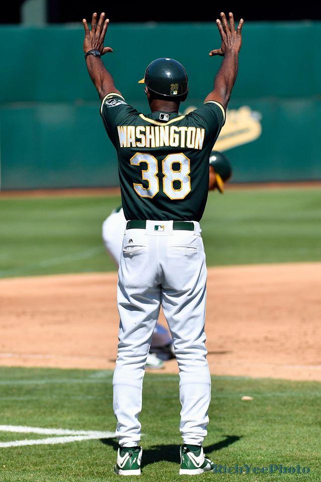 Ron Washington - 9-12-16 - Rich Yee