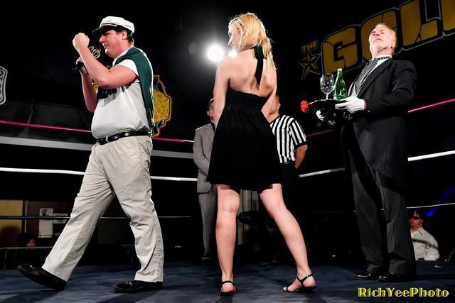 Gold Rush Wrestling - 8-8-14 - Rich Yee