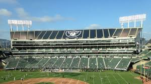 Oakland Coliseum -- Raiders