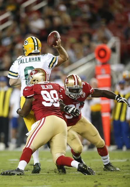 49ers - 8-29-16 - Michael Zagaris