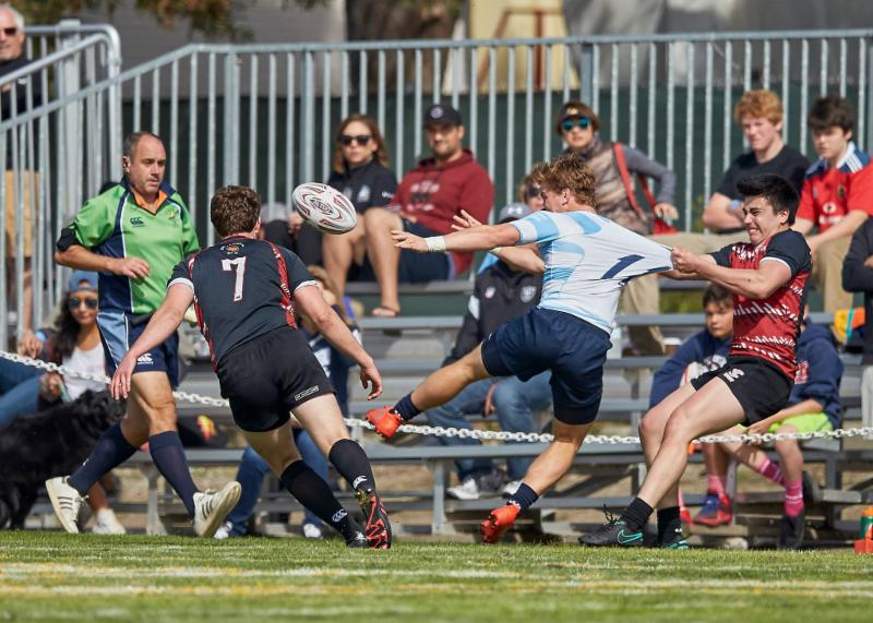 11-7-16 - Rugby - Ron Sellers
