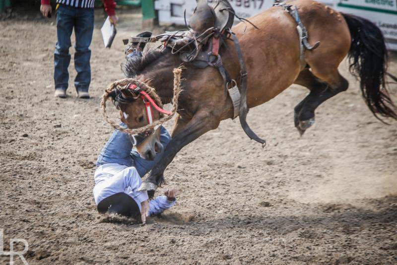 5-21-18 - Rowell Rodeo - Larry Rosa