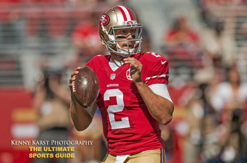 49ers - 8-15-16 - Kenny Karst
