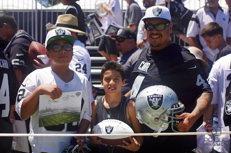 8-7-17 - Raiders - Ed Jay